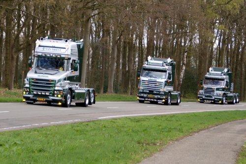Scania meerdere (vrachtwagen), foto van wietze-koopmans