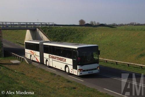 Setra SG321UL (bus), foto van Alex Miedema