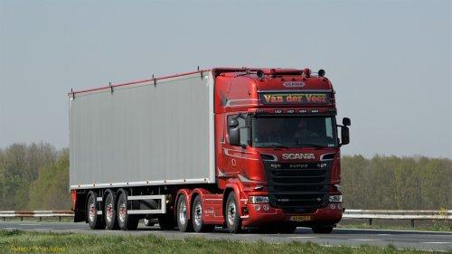 Scania R580 (vrachtwagen), foto van pierius-van-solkema