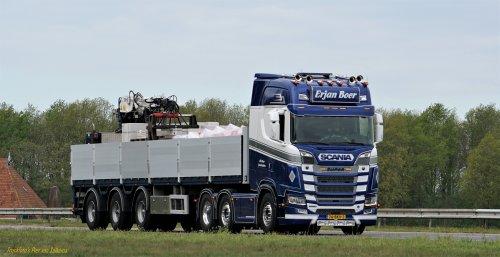 Scania S520 (vrachtwagen), foto van pierius-van-solkema
