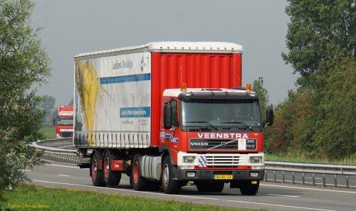 Volvo FM12 1st gen (vrachtwagen), foto van pierius-van-solkema
