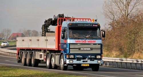 Scania 143 (vrachtwagen), foto van pierius-van-solkema