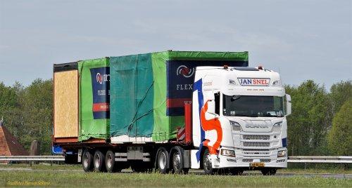 Scania R450 (new) (vrachtwagen), foto van pierius-van-solkema