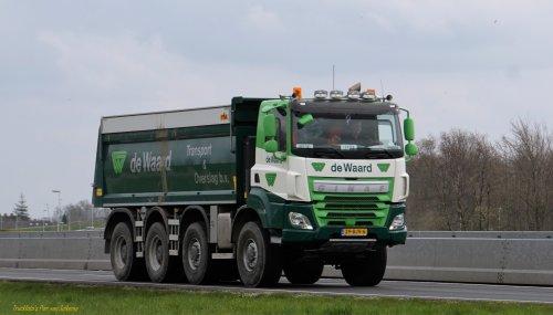 GINAF X6 4446-TS (vrachtwagen), foto van pierius-van-solkema