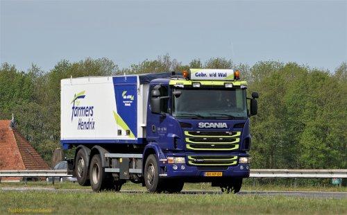 Scania G380 (vrachtwagen), foto van pierius-van-solkema