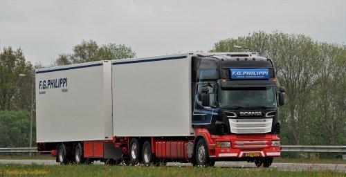 Scania R560 (vrachtwagen), foto van pierius-van-solkema