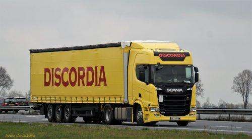 Scania R410 (new) (vrachtwagen), foto van pierius-van-solkema
