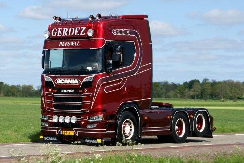 Scania S650 (vrachtwagen), foto van wietze-koopmans