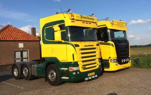 Scania meerdere (vrachtwagen), foto van steenhaas1
