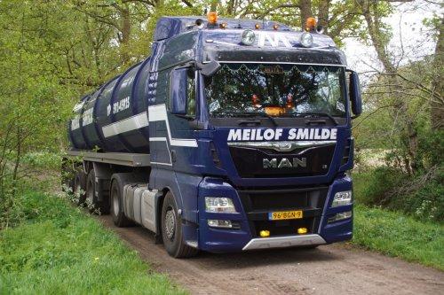 MAN TGX 2nd gen (vrachtwagen), foto van jans-eising