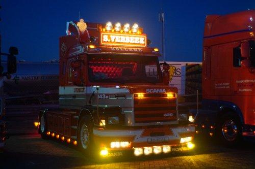 Scania T143 (vrachtwagen), foto van E.J.Moes Fotografie