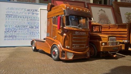 Scania model (vrachtwagen), foto van E.J.Moes Fotografie
