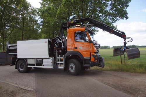 Volvo 440 (vrachtwagen), foto van jans-eising