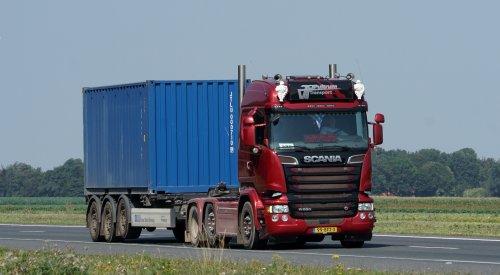 Scania R520 (vrachtwagen), foto van pierius-van-solkema