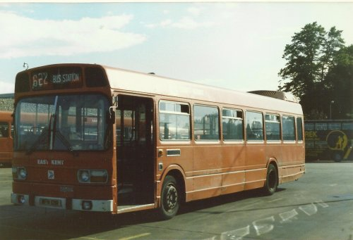 Leyland buschassis (vrachtwagen), foto van Henk371