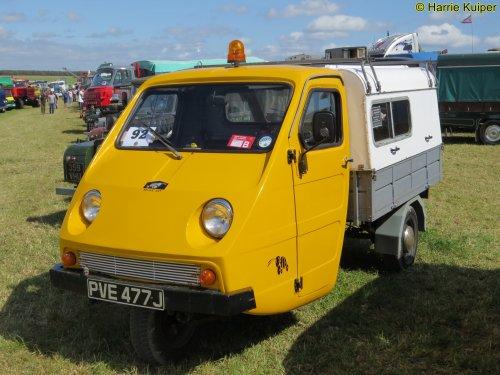 Reliant Ant TW9 (bestelwagen), foto van oldtimergek