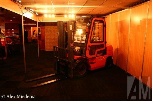 PTB X400 (intern transport), foto van Alex Miedema