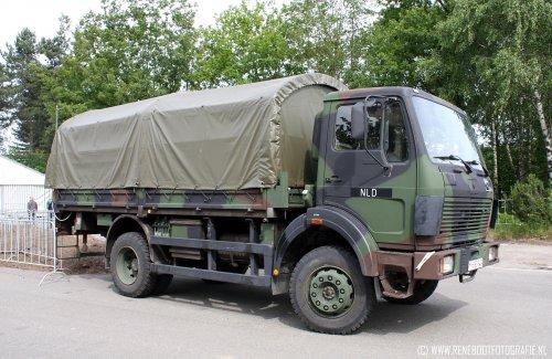 Mercedes-Benz NG (vrachtwagen), foto van rene-boot
