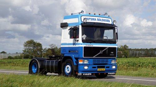 Volvo F16 (vrachtwagen), foto van wietze koopmans