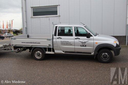 UAZ Profi (vrachtwagen), foto van Alex Miedema