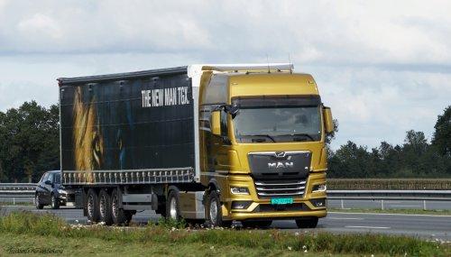 MAN TGX 3rd generation (vrachtwagen), foto van pierius-van-solkema
