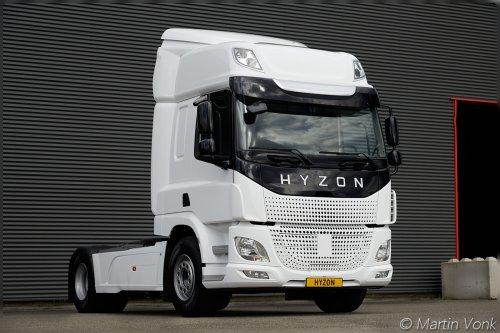 Hyzon HyMax 250 (vrachtwagen), foto van martin-vonk