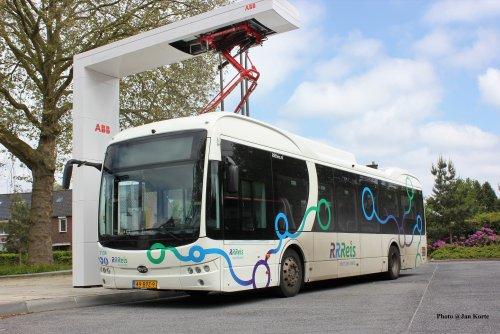 BYD eBus (bus), foto van JaKo