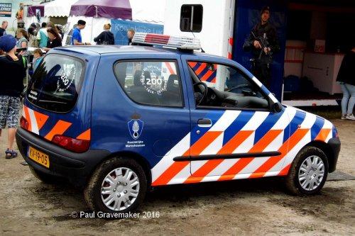 Fiat Seicento (personenwagen), foto van Paul Gravemaker