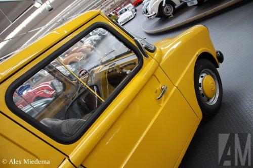VW Typ 147 Fridolin (vrachtwagen), foto van Alex Miedema