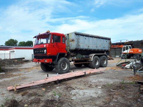 Gi-Ho agrotruck, foto van Truckfan Nieuwsposter