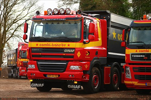 GINAF X4241-S, foto van Bram van der Leij