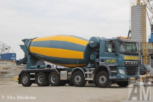 GINAF X6 5249-CFE (vrachtwagen), foto van Alex Miedema