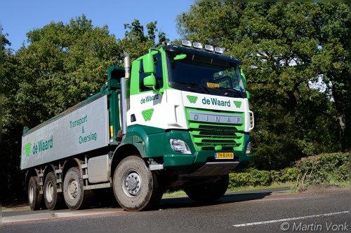 GINAF X6 4446-TS (vrachtwagen), foto van martin-vonk