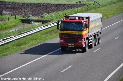 GINAF Vrachtwagen, foto van hendrik-stiksma