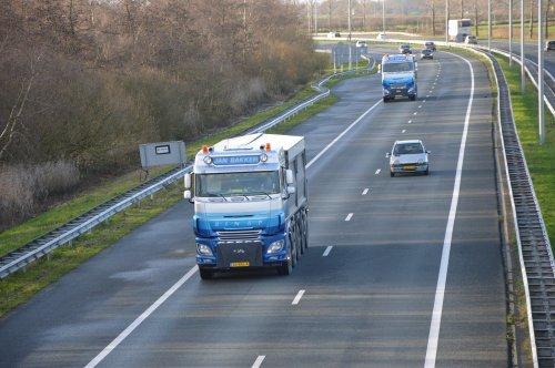 GINAF meerdere, foto van NSTF Truck Fotografie