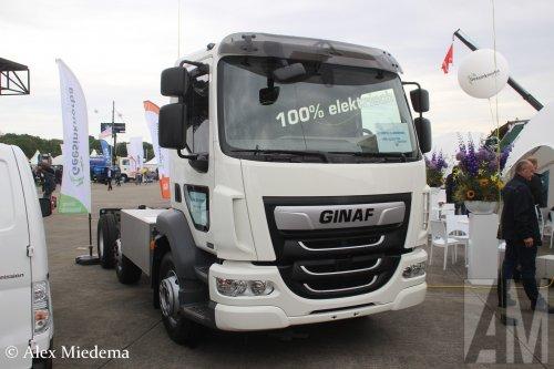 GINAF eWaste Collect Series (vrachtwagen), foto van Alex Miedema