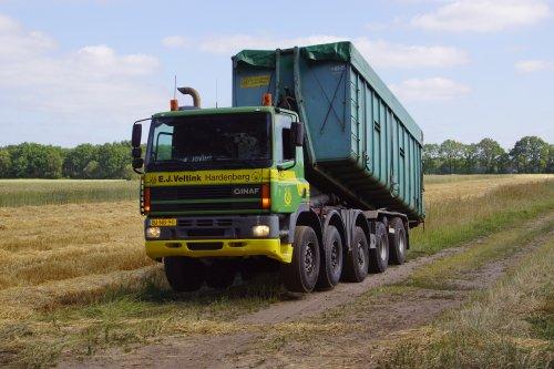 GINAF Vrachtwagen, foto van jans-eising