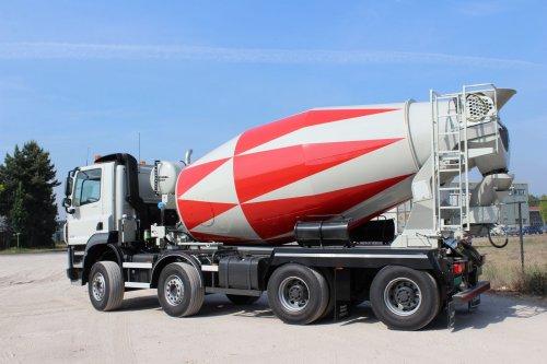 GINAF X6 4243-S (vrachtwagen), foto van Truckfan Nieuwsposter