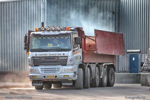 Ginaf X5250-TS, foto van Bram van der Leij