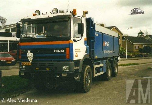Ginaf M3335-S, foto van Alex Miedema