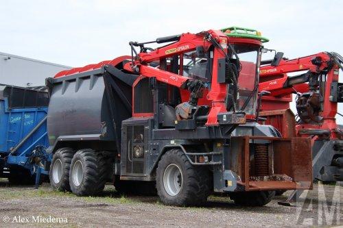 Greentec Greentruck (vrachtwagen), foto van Alex Miedema