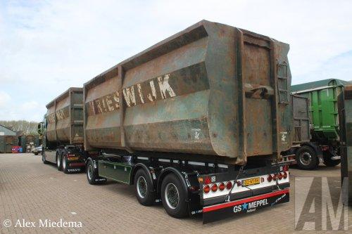 GS Meppel aanhangwagen, foto van Alex Miedema