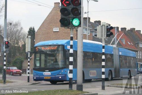 Hess bus, foto van Alex Miedema