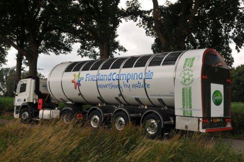 Hobur RMO-oplegger, foto van Truckfan Nieuwsposter