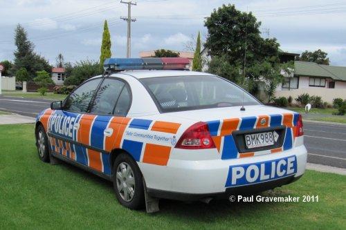 Holden Commodore, foto van Paul Gravemaker