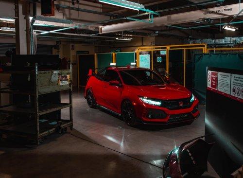 Honda Civic, foto van Alex Miedema