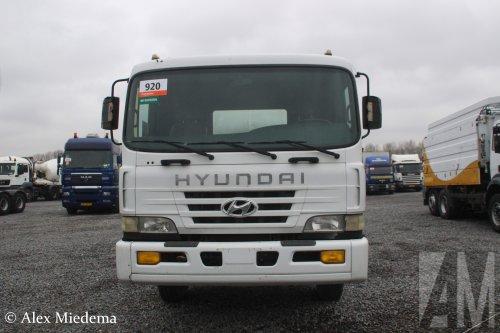 Hyundai HD-serie, foto van Alex Miedema