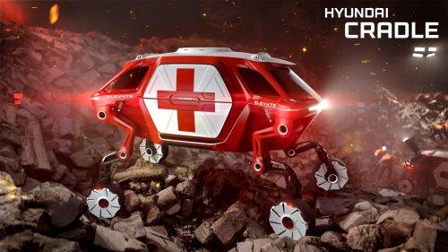 Hyundai Elevate (personenwagen), foto van Alex Miedema