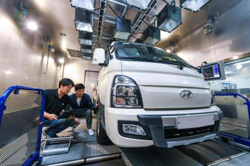 Hyundai overig/onbekend, foto van Alex Miedema