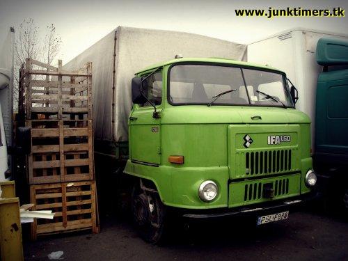 IFA L60, foto van thejunktimers